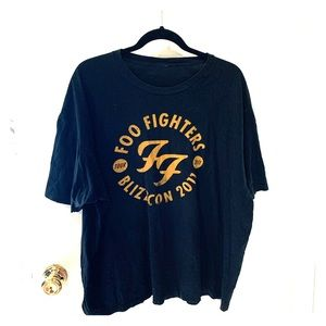 Foo Fighters Tour Shirt, Super Soft